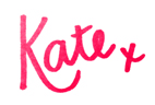 Kate x